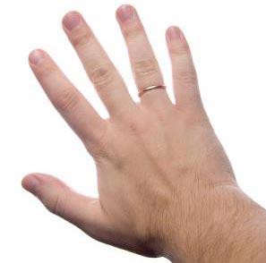 มือ - ένα χέρι