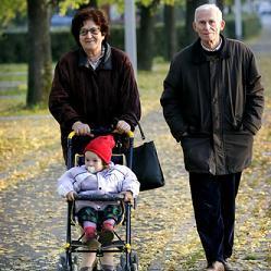 ปู่ย่าตายาย - παππούδες και γιαγιάδες