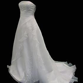 ชุดเจ้าสาว - ένα γαμήλιο φόρεμα