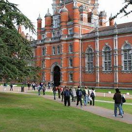 een universiteit - университет