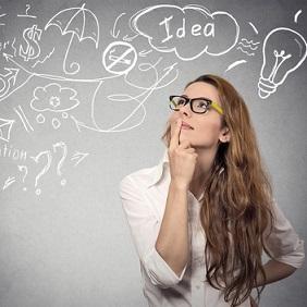 una idea - 考え
