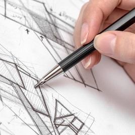 to draw - чертить