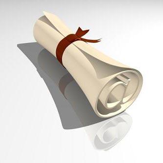 een brief - лист