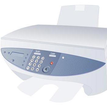 kichapaji - tiskárna