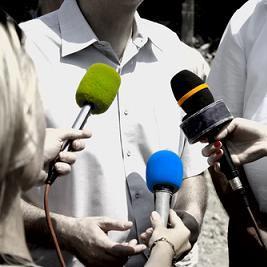 журналист - பத்திரிகையாளர்