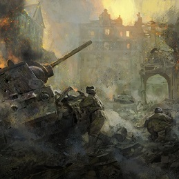 to wage war against ... - вести войну с ...