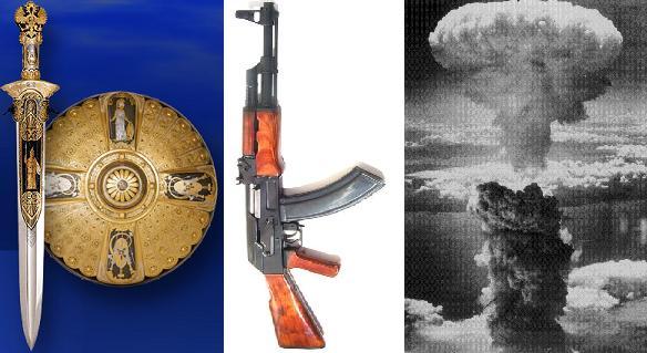 武器 - fegyver