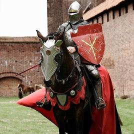 un cavaliere - lovag