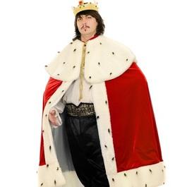 ένας βασιλιάς - un re