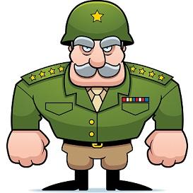 un generale - tábornok