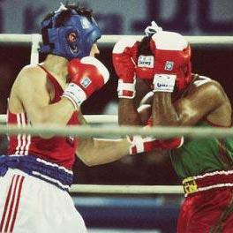 मुक्केबाजी - boxe