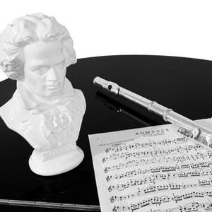 флейта - eine Flöte