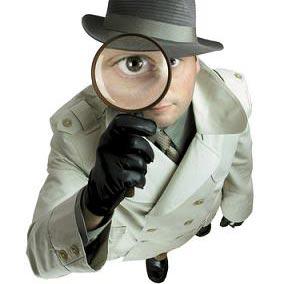 детектив - eine Detektivgeschichte