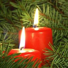 Різдво - Weihnachten
