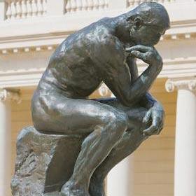 статуя - eine Statue / ein Standbild