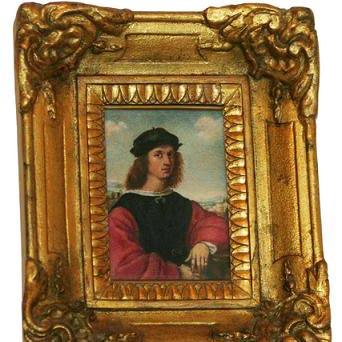 портрет - ein Porträt