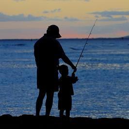 Łowienie ryb - halászat