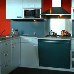 kuhinja - o bucătărie