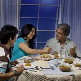 večerati - a cina