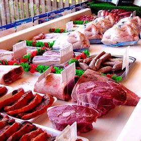 meso - carne