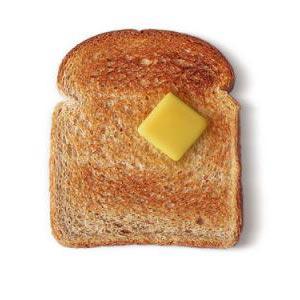 tost - pâine prăjită