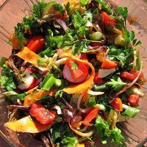 salata - salată