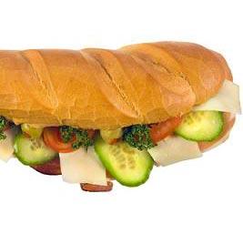 sendvič - un sandviş