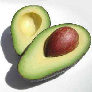 alpukat - авокадо