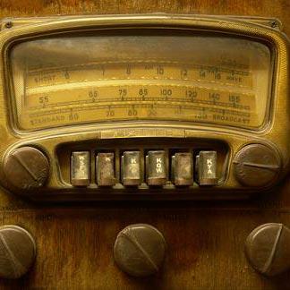 ραδιόφωνο - sebuah radio
