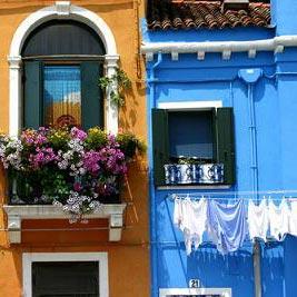 roshani - en balkong