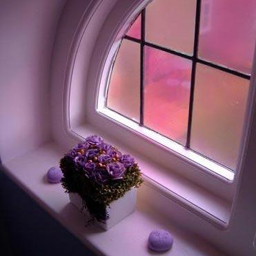dirisha - uma janela