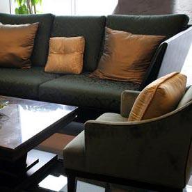 chumba cha kupumzika - obývací pokoj