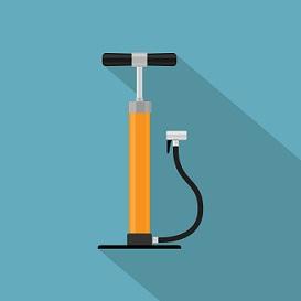 a pump - المضخّة