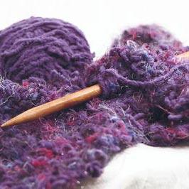 뜨개질 바늘 - βελόνα πλεξίματος