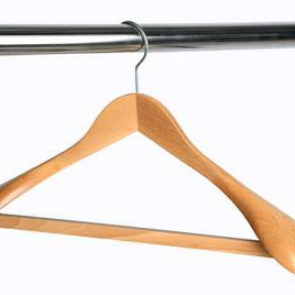вішалка - een kleerhanger