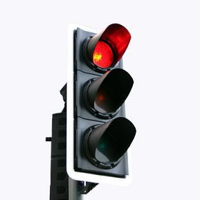 lampu lalu lintas - Światła