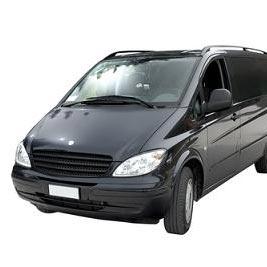 isang van - الشاحنة