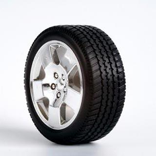 et hjul - гума