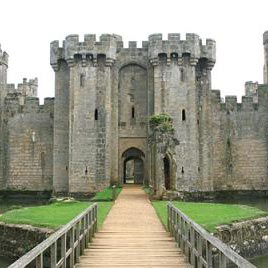 een fort - крепост
