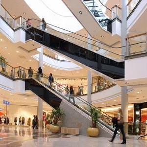 a mall - ห้างสรรพสินค้า