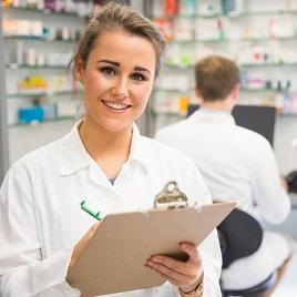 a pharmacy - الصيدلية