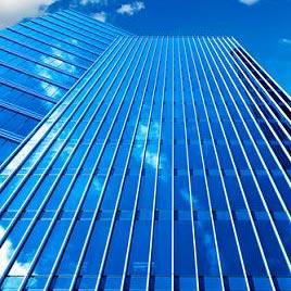 a skyscraper - ตึกระฟ้า