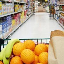 mboga - obchody s potravinami