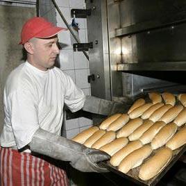 बेकरी - un panificio