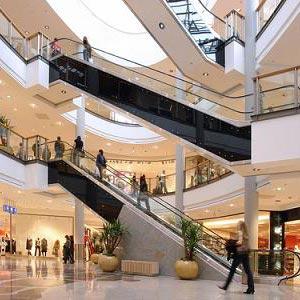 ห้างสรรพสินค้า - μια λεωφόρος