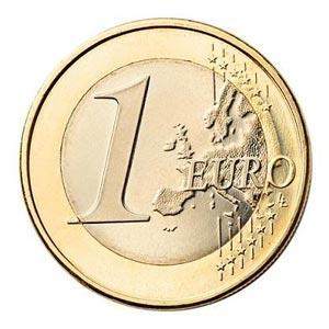 यूरो - un euro