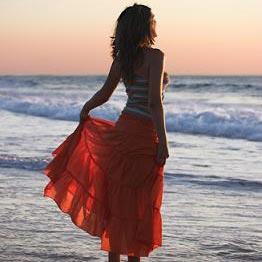 μια φούστα - une jupe