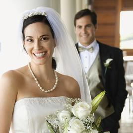 teitei ya ndoa - svatební šaty