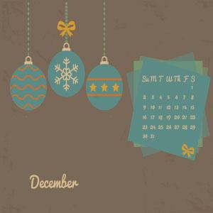 december - грудень