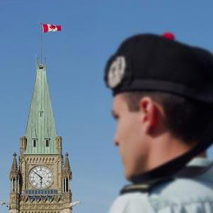 een Canadees - канадец